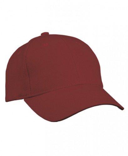 Cap heavy Cotton 6 Panel