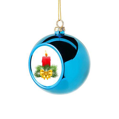 Weihnachtsbaumkugel bedruckt nach Wunsch