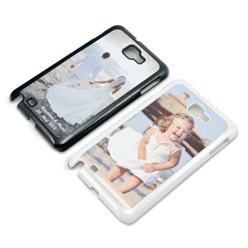 Kunststoff-Cover für Galaxy Note i9220 inkl.Druck