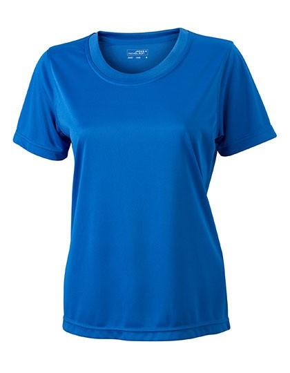 Ladies' Active T-Shirt 357 in 17 Farben