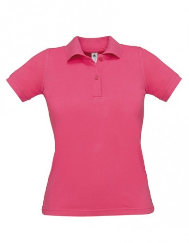 Ladies Polo Safran