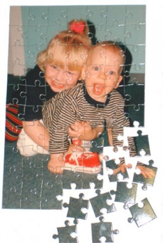 Fotopuzzle A4 mit Wunschdruck