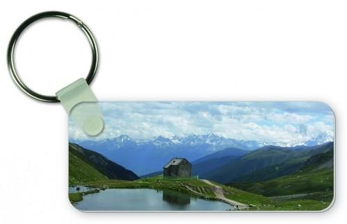 Schlüsselanhänger 30 x 75 mm inkl.Druck