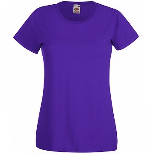 Damen T-Shirt Fit Valueweight